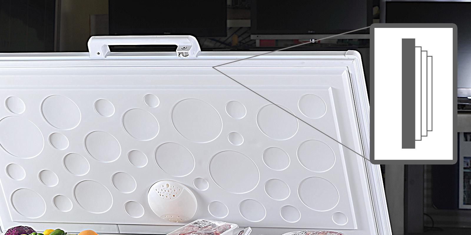 Haier Chest Freezer 15 cu ft (HDF-405SD)