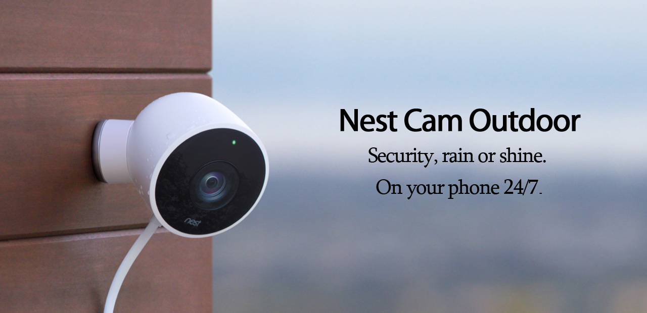 Pleasing Nest Cam Outdoor Security Camera 2 Pack Nc2400Es Interior Design Ideas Jittwwsoteloinfo
