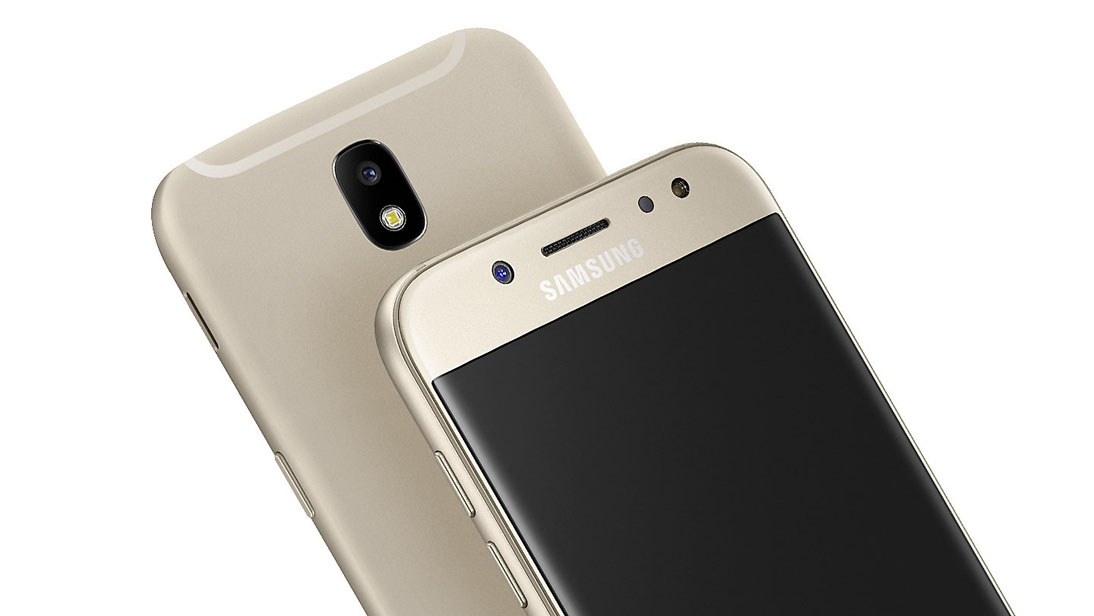 Samsung Galaxy J5 Pro 16GB Dual Sim Gold
