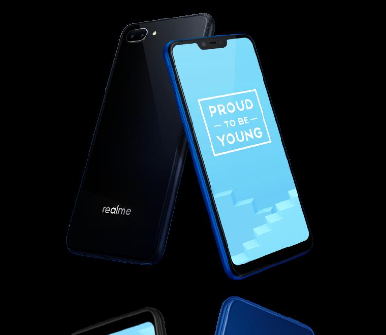 Realme C1 2019 16GB 2GB RAM Dual Sim Blue