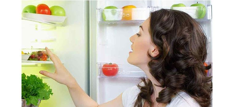 Haier Side-by-Side Refrigerator 17 cu ft (HRF-618SS)