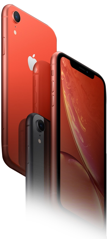 Apple IPhone Xr 64 GB Black NON Warranty Box Packed