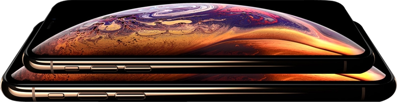 IPhone XS MAX 64 GB Gold (PTA Approved)