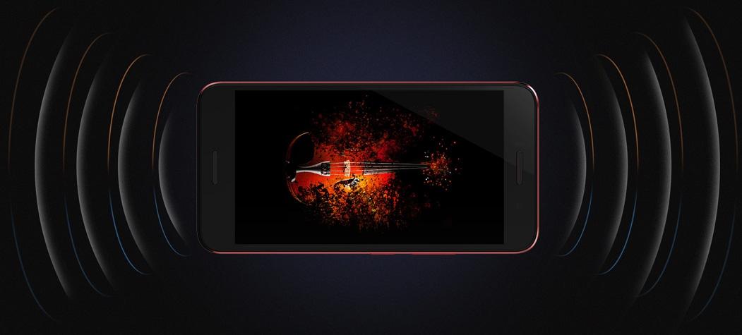 Infinix Hot 5 16GB 2GB RAM 3G Dual Sim Black (X559C)
