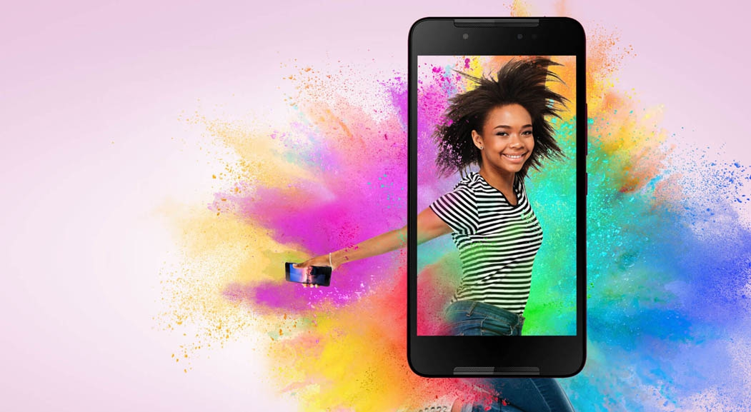 Infinix Smart 16GB 3G Dual Sim Black (X5010)