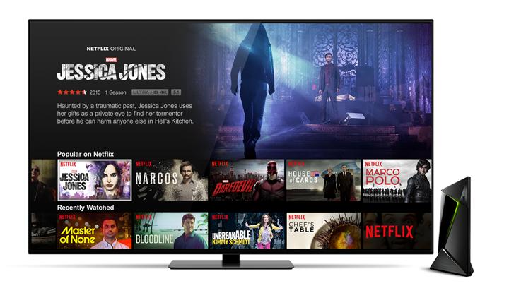 NVIDIA Shield 16GB Android TV Streaming Media Player
