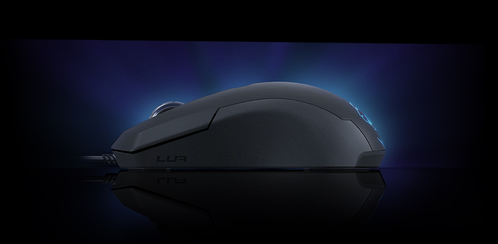 abd0cc986cc Roccat Lua Gaming Mouse Black (ROC-11-310-AM) Price in Pakistan ...