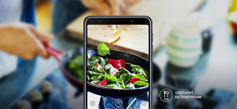 Samsung Galaxy A7 2018 4GB, 128GB Official Warranty (PTA Approved)