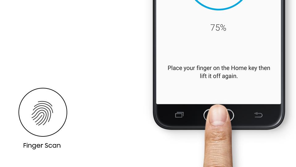 Samsung Galaxy J5 Prime 16GB Black - Official Warranty