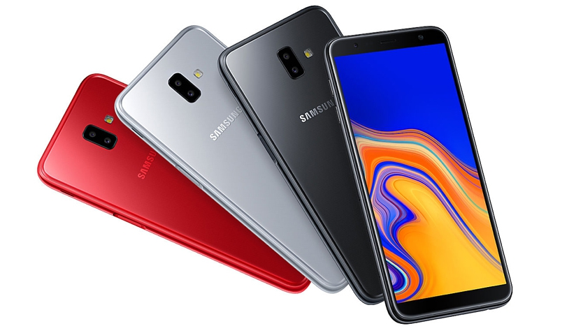 Samsung Galaxy J6 Plus 3GB, 32GB Finger Print Lock With official warranty (PTA Approved)