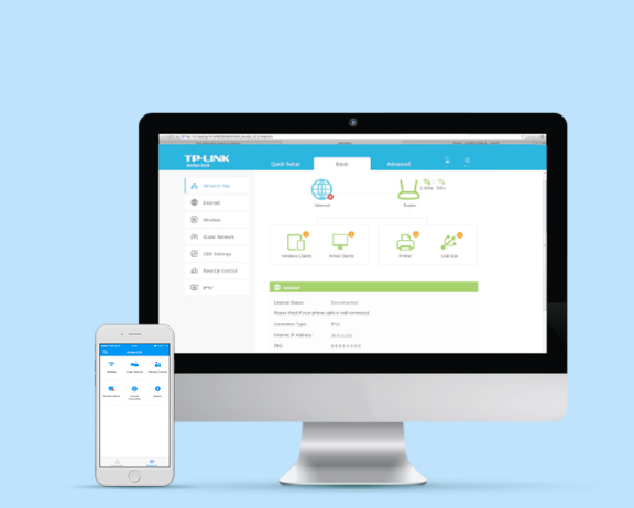 Image result for Easy Setup and Management Set up the Archer C59 in minutes thanks to its intuitive web interface. Configuration is also in the palm of your hands with TP-Link's powerful app, Tether, the easiest way to access and manage your router through your smartphone.