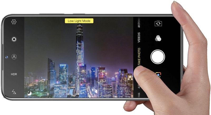 Vivo V11 128GB Dual Sim Nebula