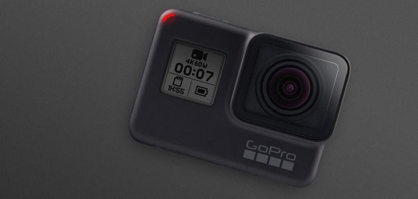 GoPro Hero 7 4K Video Action Camera Black