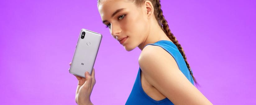 Xiaomi Redmi S2 Pro 64GB Dual Sim Grey - Official Warranty