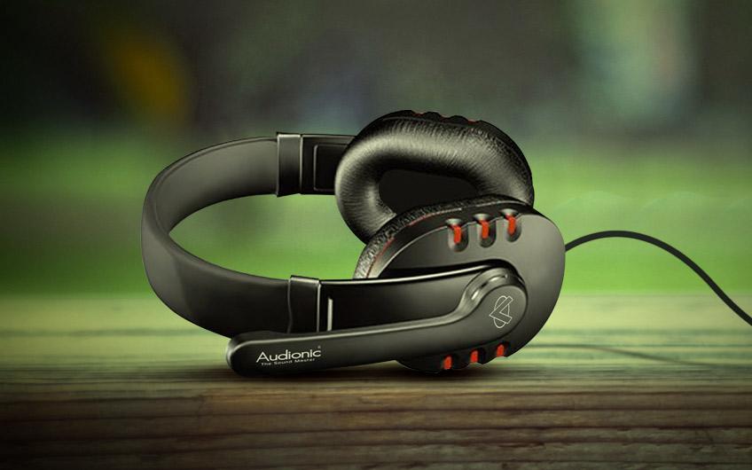 6354382ecb8 Audionic Studio 4 Over-Ear Headphone Price in Pakistan | Buy ...