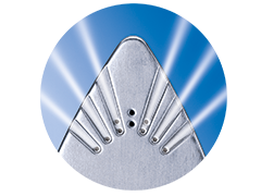 Braun TexStyle Steam Iron (TS-345)
