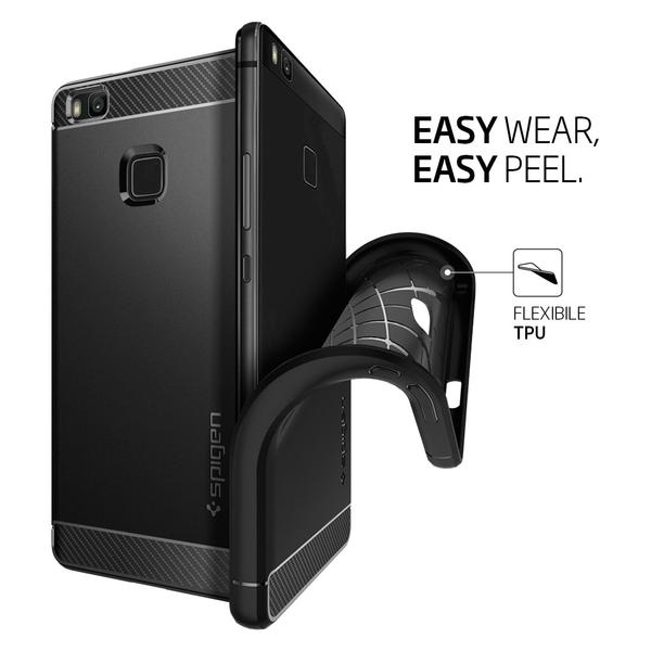 competitive price 4a4f1 feabf Spigen Rugged Case For Huawei P9 Lite