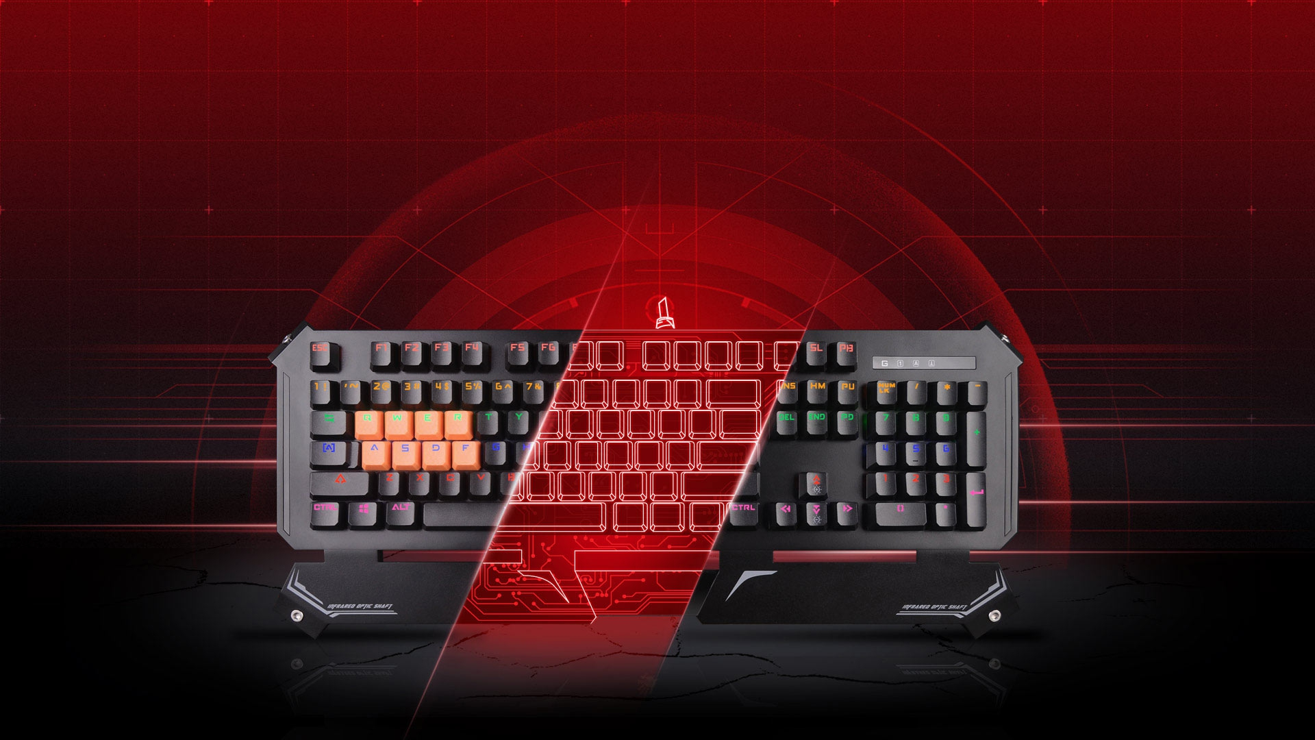 A4Tech Bloody B740S Mechanical Gaming Keyboard