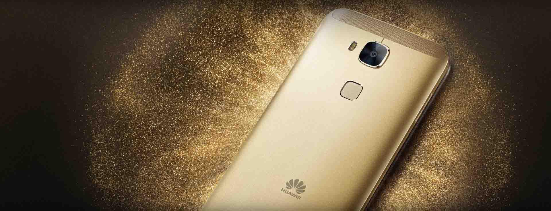 Huawei G8 Dual Sim 4G Gold