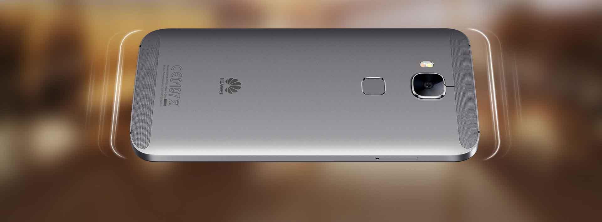 Huawei G8 Dual Sim 4G Gold Twice As Good