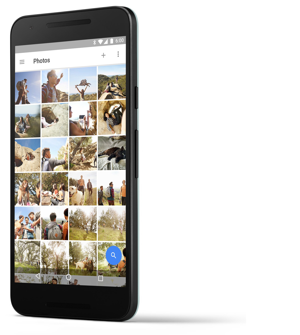 LG Nexus 5X 16GB 4G Black All your photos, organized and easy to find