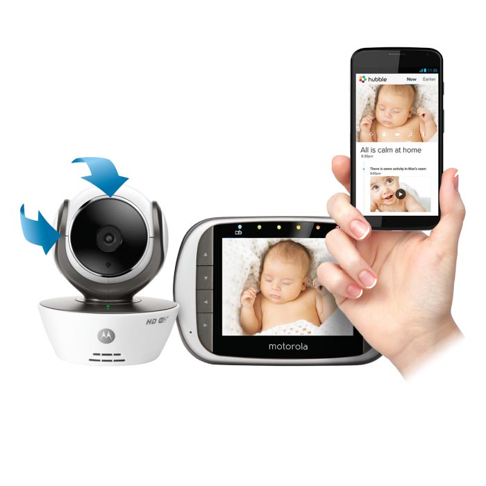 Motorola Baby Monitor & WiFi Camera (MBP853Connect)