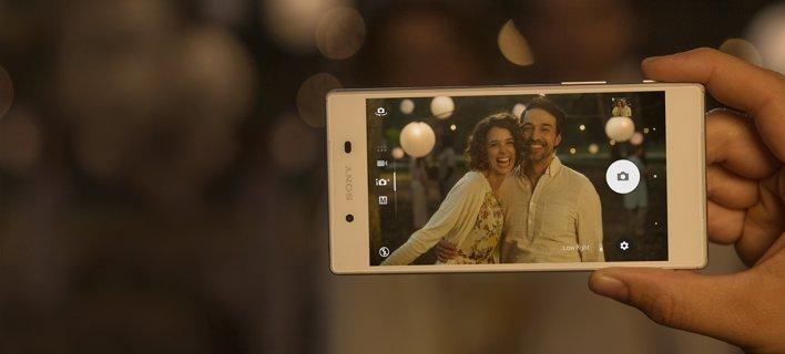 Sony Xperia Z5 4G Black (E6653) Light up the night