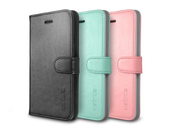 huge selection of 17eb4 b4499 Spigen Wallet-S Pink Case For iPhone 6s