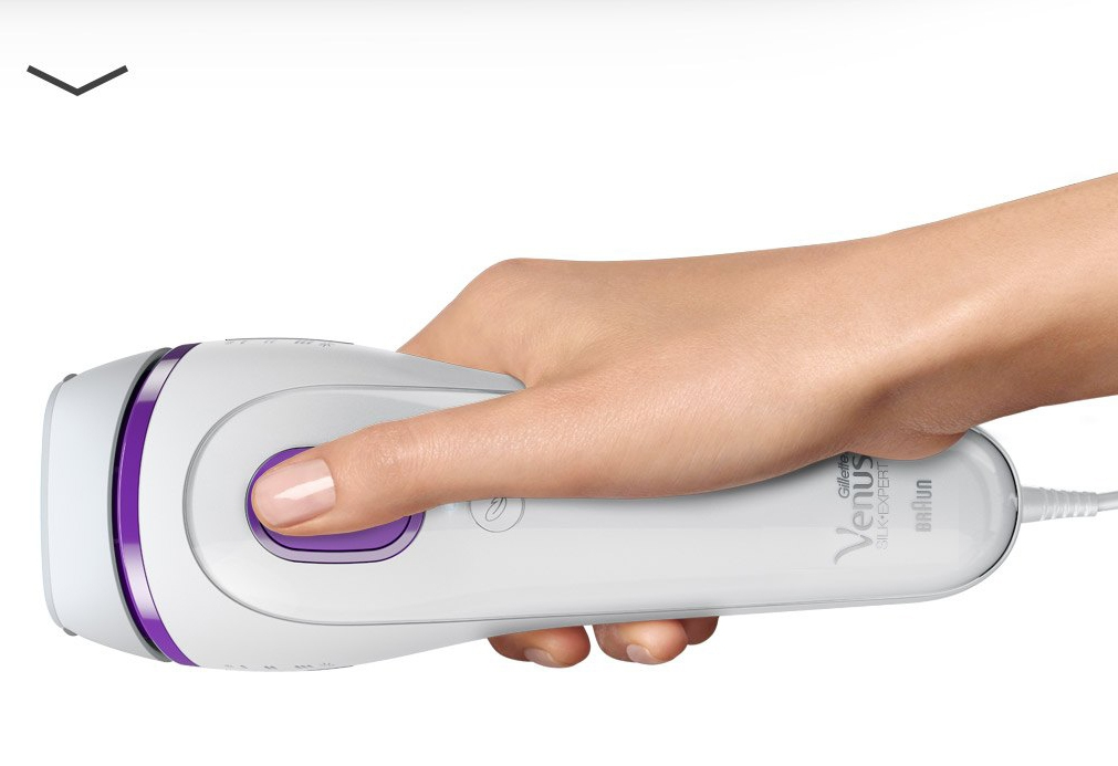 Braun Venus Silk Expert 3 Hair Remover Device Bd 3001 Price In
