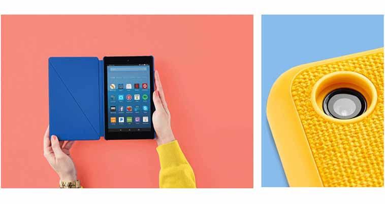 Amazon Fire 7 16GB WiFi Tablet Black