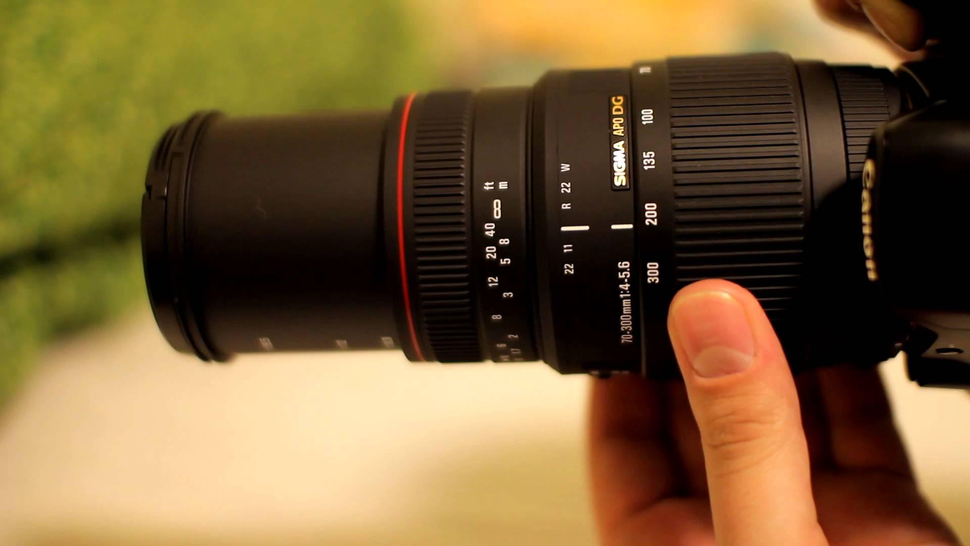 Sigma 70 300mm F 4 56 APO DG Macro Lens Price In Pakistan