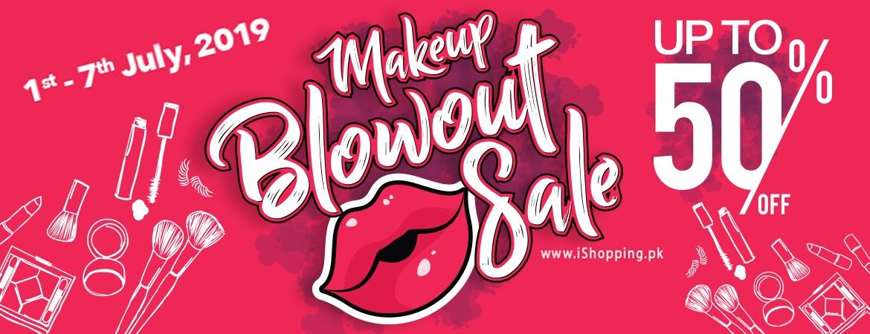 Makeup Sale in Pakistan