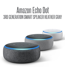 Amazon Echo Dot 3rd Gen Price in Pakistan