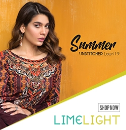 Limelight Lawn Collection 2019 available at iShopping.pk