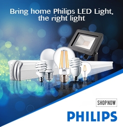 Philips Lighting Price in Pakistan