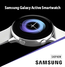 Samsung Galaxy Active Watch Price in Pakistan