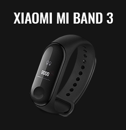 Xiaomi Band 3 Price in Pakistan