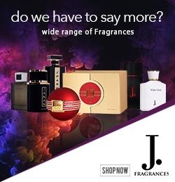 J. Fragrance Store in Pakistan