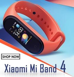 Xiaomi Mi Band 4 Price in Pakistan
